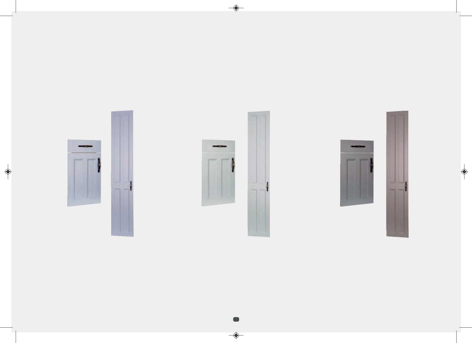 Page Background & Summerbridge Doors
